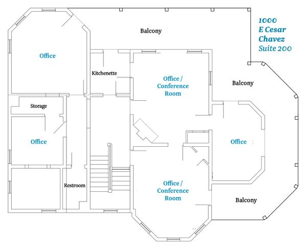 1000 E Cesar Chavez Floorplan - Level 2 Ste 200 Image (033121).jpg