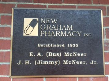 About Our Pharmacy - New Graham Pharmacy