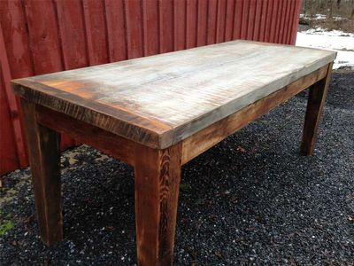 barn wood distressed