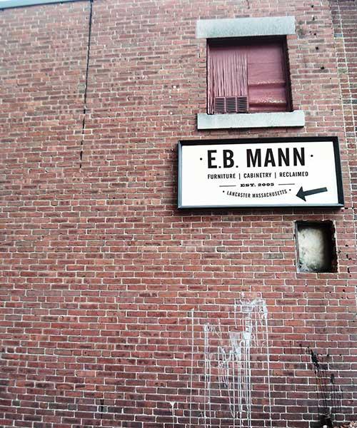 Contact E. B. Mann