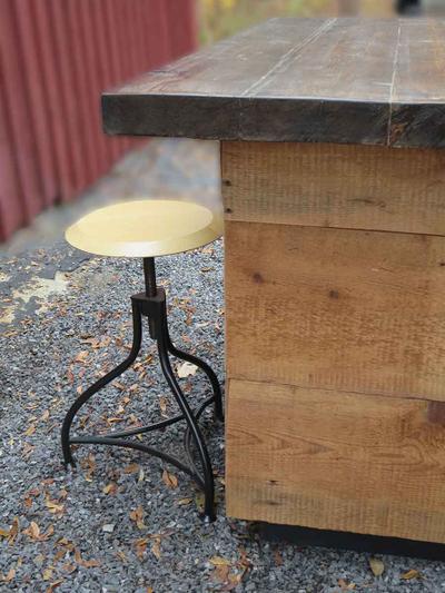 beekman modern island stool