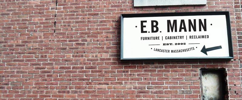 E.B. Mann Custom Furniture
