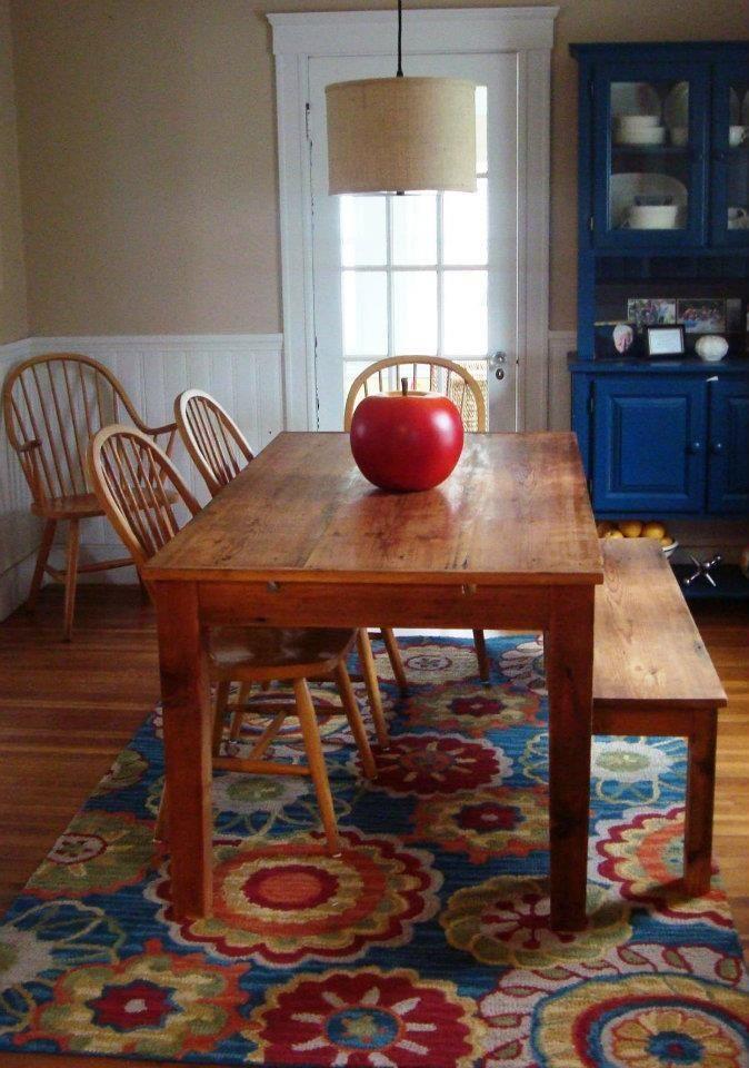 farmhouse table design