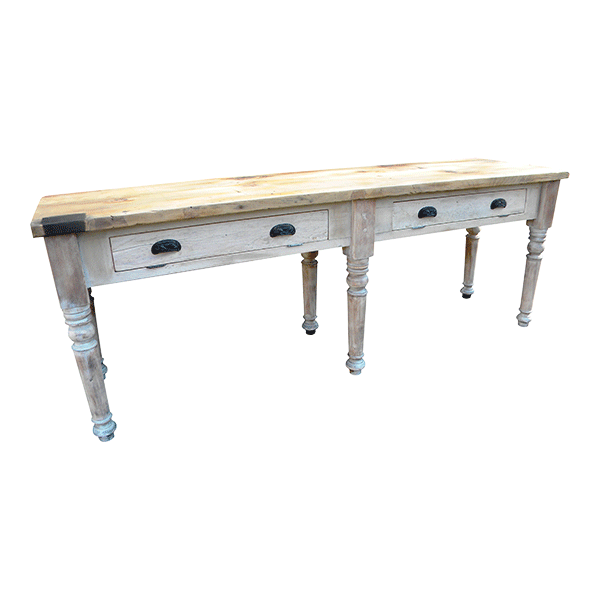 The Timber Console