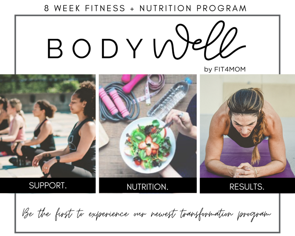 8 Week Fitness and Nutrition Program