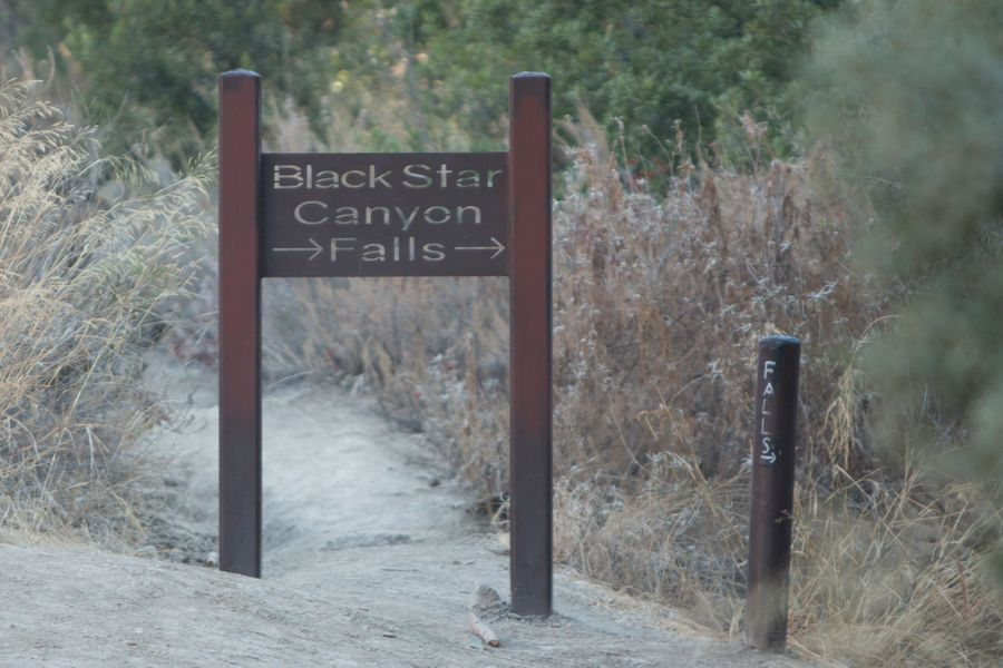 Black Star Canyon