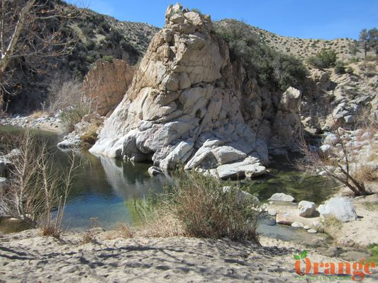 Deep Creek Hot Springs