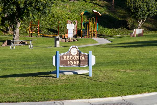 Begonia Park