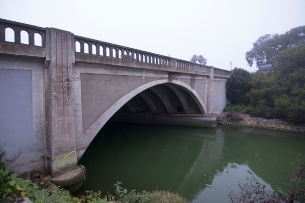 Aliso Creek Bridge