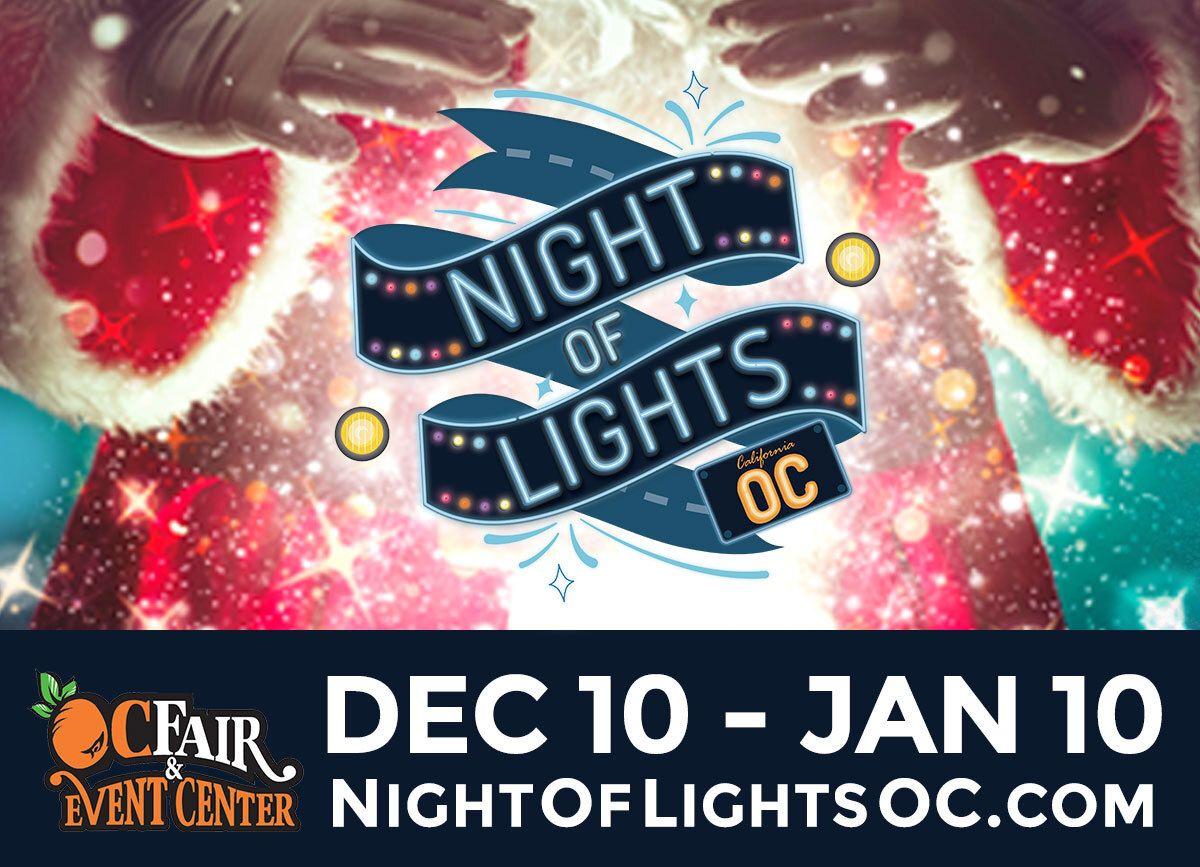 Night Of Lights OC