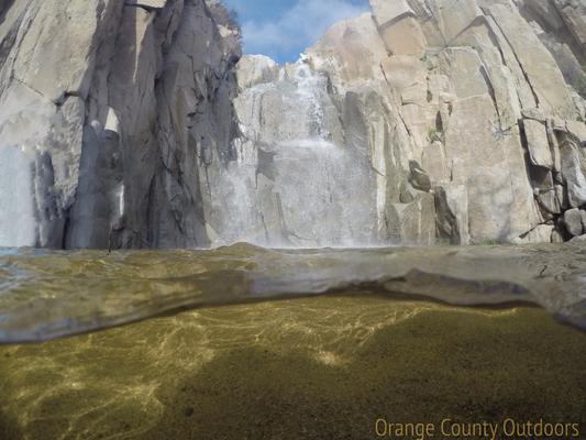 Ortega Falls