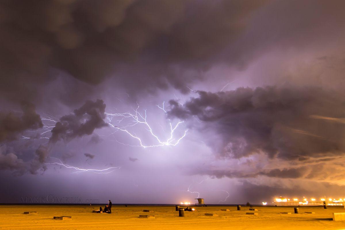 Lightning in HB