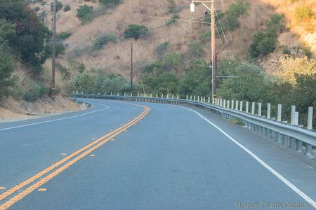 Carbon Canyon Road