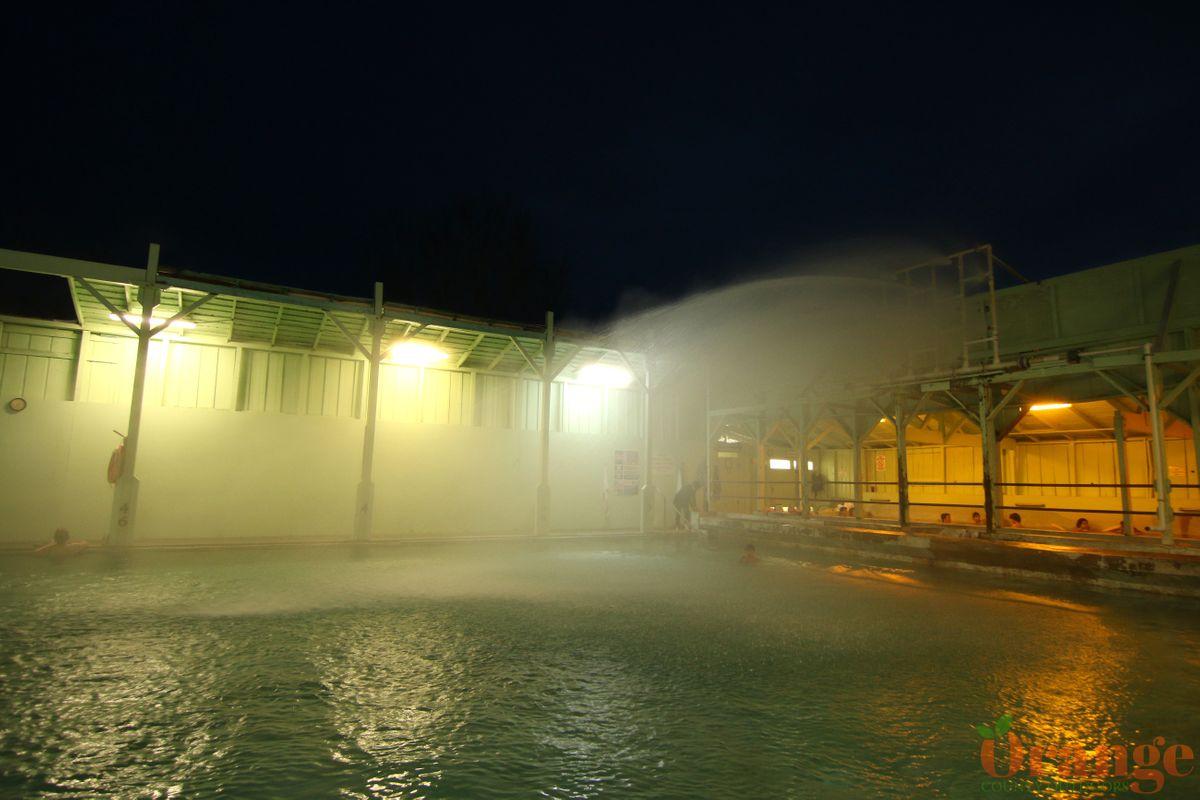 Keough Hot Springs