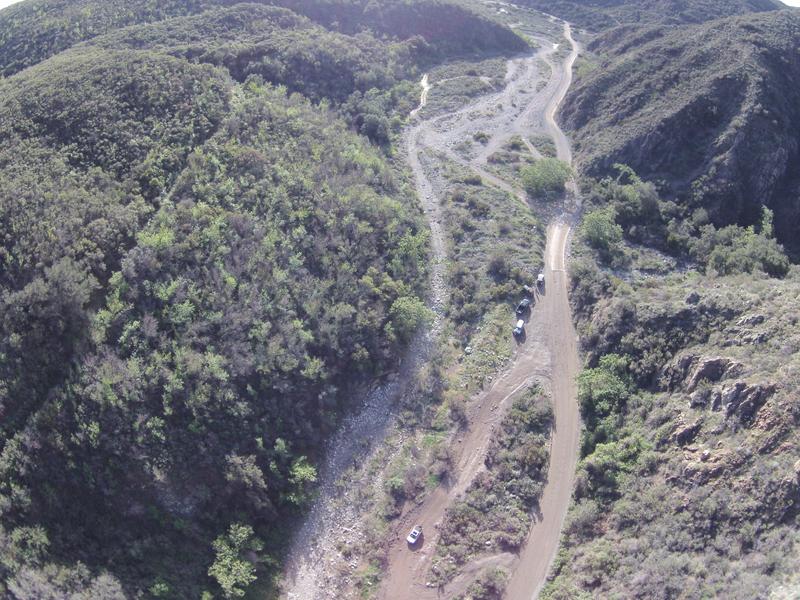 Trabuco Creek Road