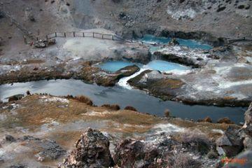 Hot Creek Hot Springs