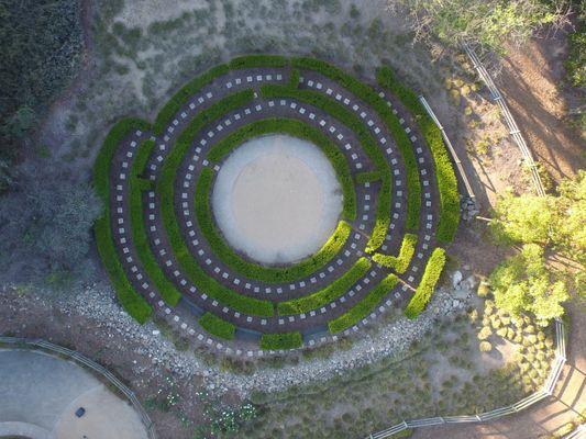 Oso Viejo Park Maze