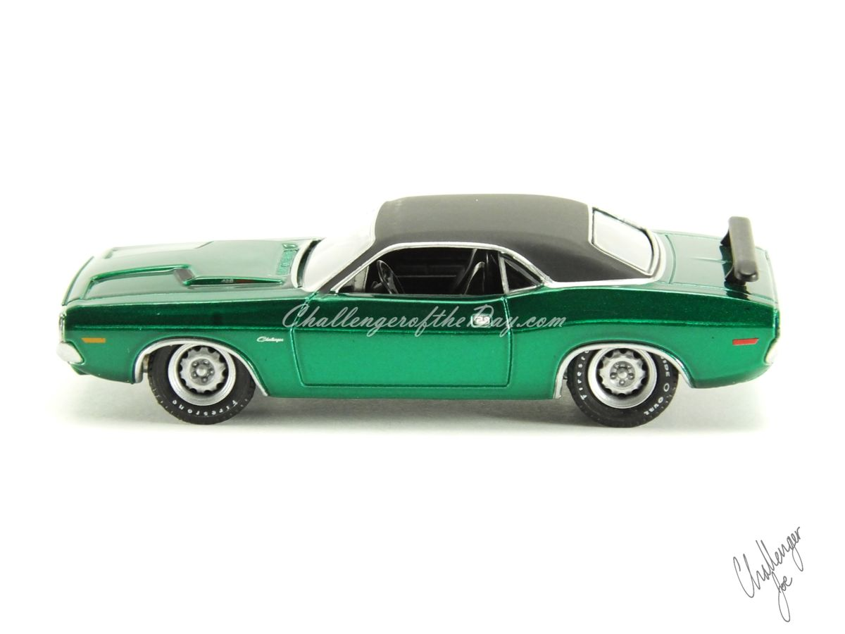 1971 RT 426 Hemi GreenLight Hot Putsuit Series Green Machine (13).JPG