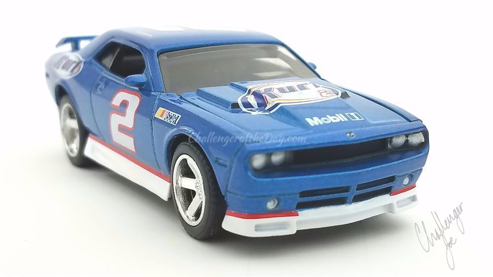 Kurt Busch Dodge Challenger Tribute