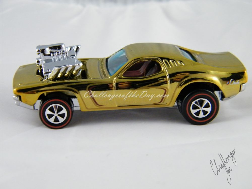 Rodger Dodger Gold Chrome Challenger (1).JPG