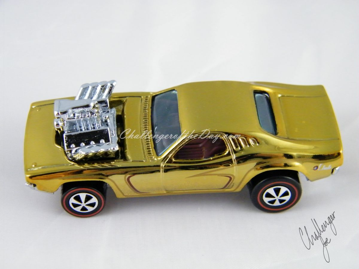 Rodger Dodger Gold Chrome Challenger (6).JPG