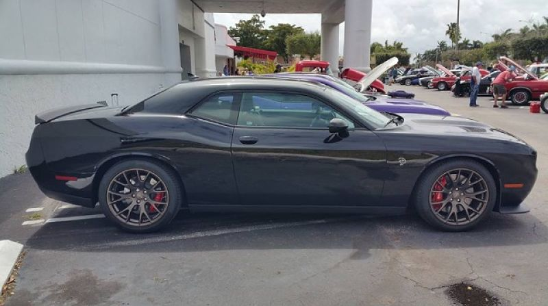 Black Beauty Hellcat #10