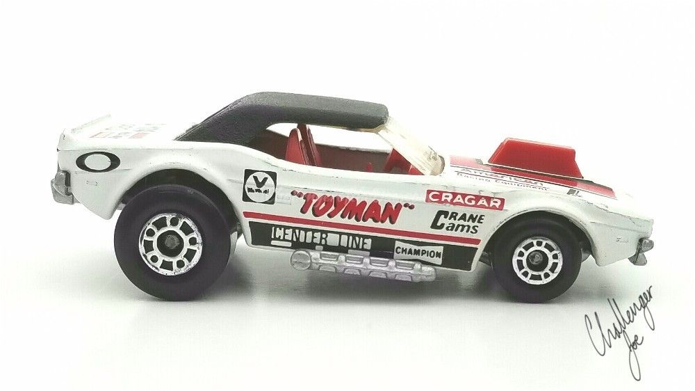 MB White Toyman PS