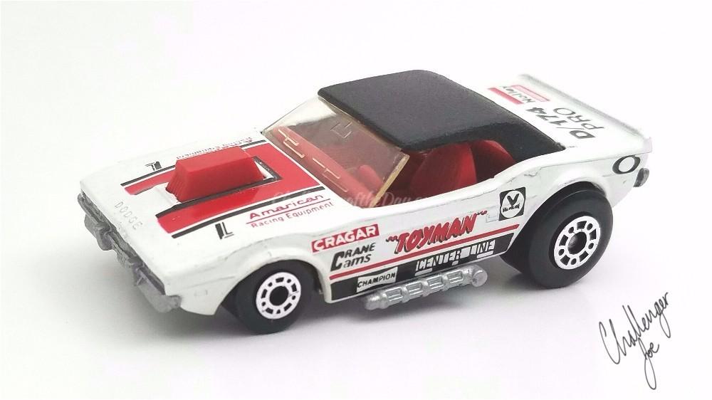 MB White Toyman DSA2