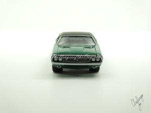 1971 RT 426 Hemi GreenLight Hot Putsuit Series Green Machine (15).JPG