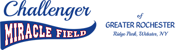 Challenger Miracle Field Logo