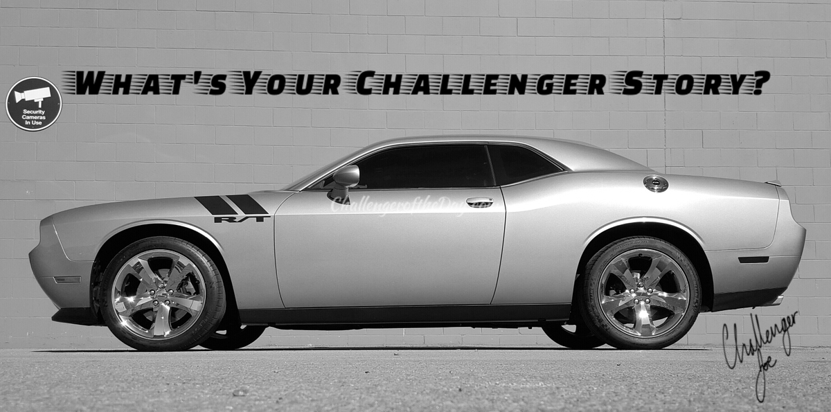 What's Your Challenger Story