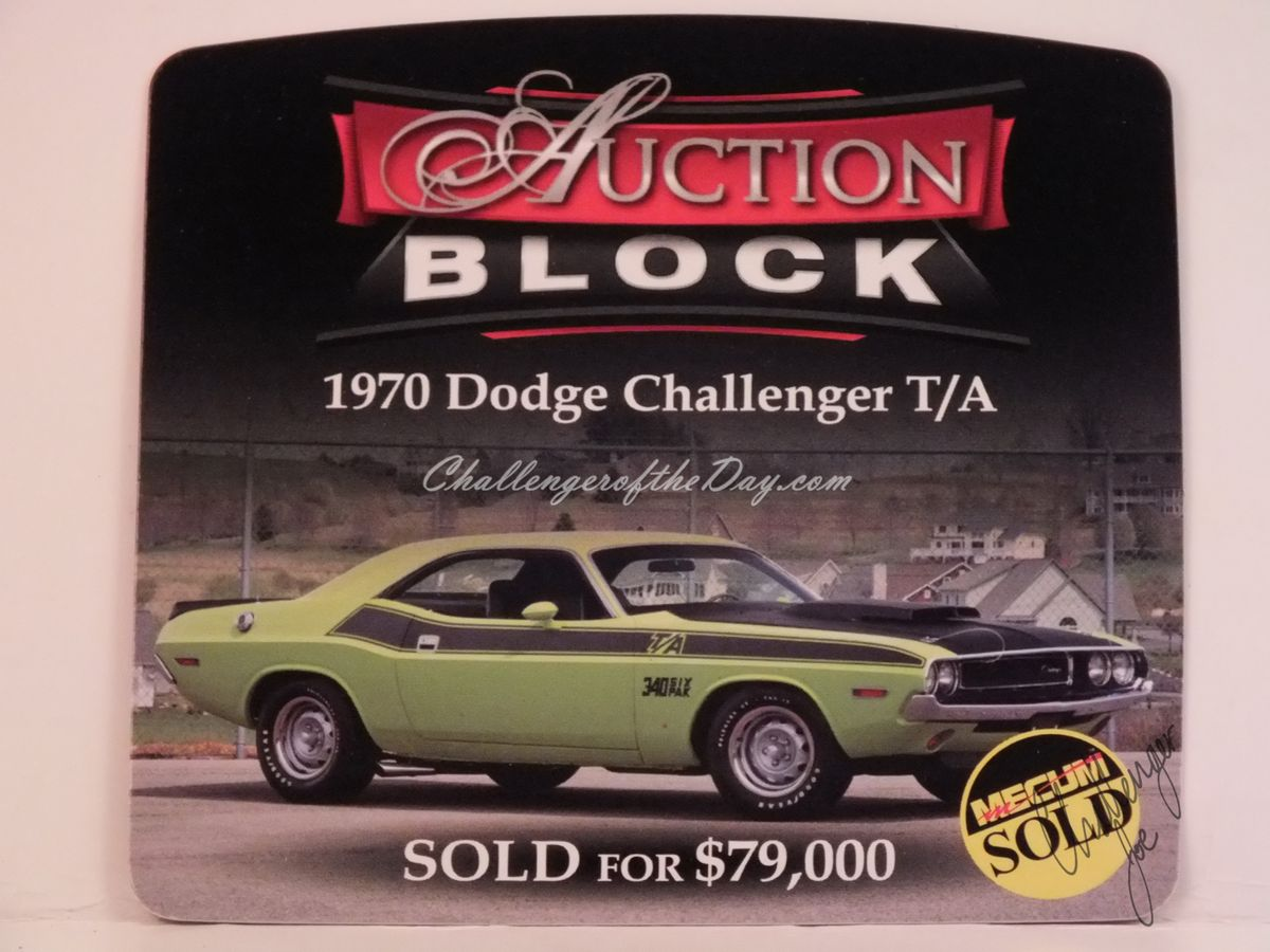 Johnny Lightning Green 340 Six Pack (12)