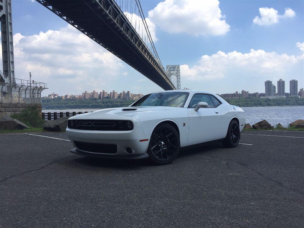 Dan Oldham 2015 Dodge Challenger RT Scat Pack