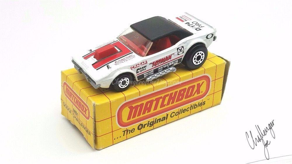 MB White Toyman Box