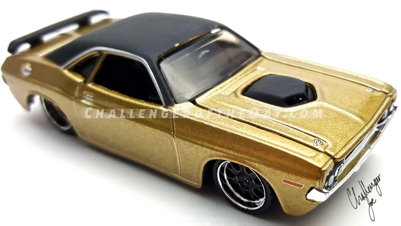 Maisto 1970 Challenger RT PSA1