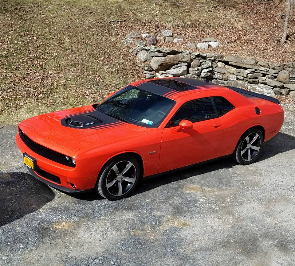 CruiseHV Challenger Top Side View