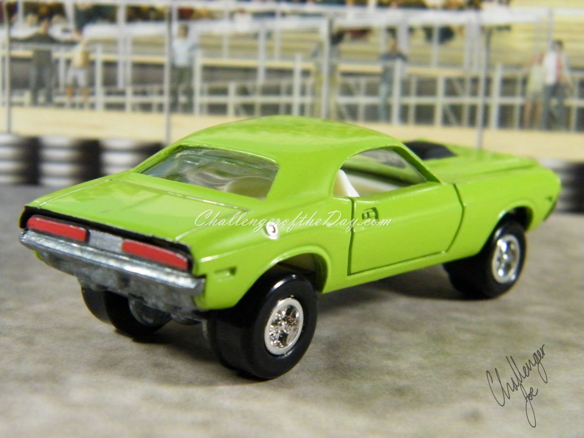 1970 Sublime Green Challenger (4)