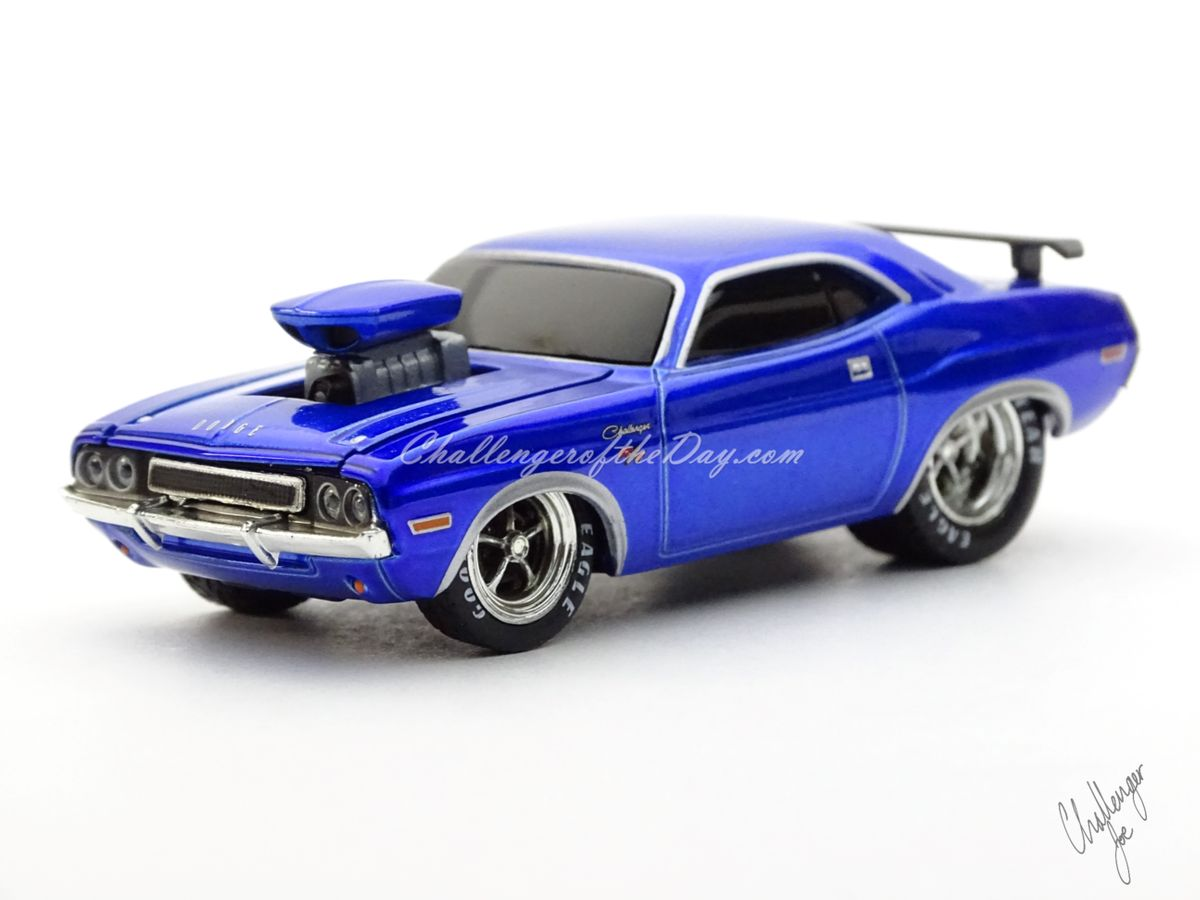 M2 by Castline Ground Pounders 1970 Dodge Challenger Blue (2).JPG