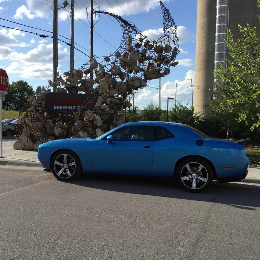 2015 Dodge Challenger Shaker - Surly Brewing Company