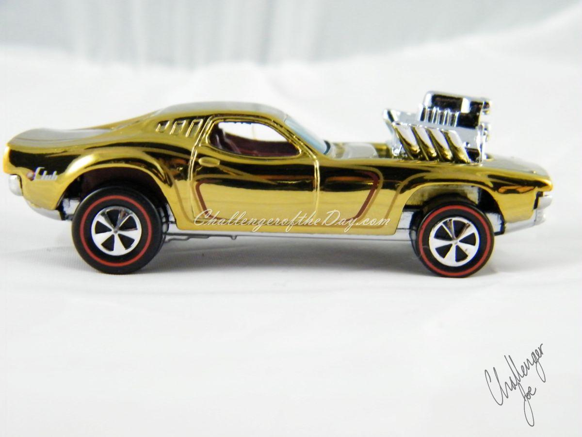 Rodger Dodger Gold Chrome Challenger (4).JPG