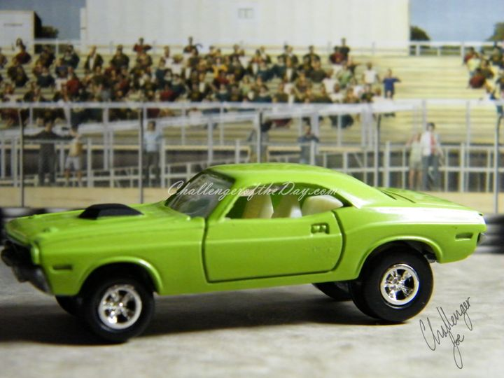 1970 Sublime Green Challenger