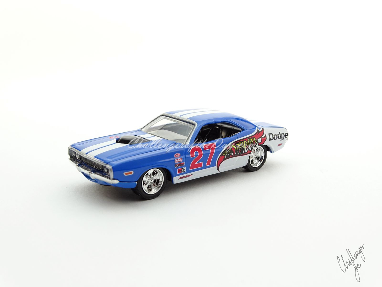 1971 Dodge Challenger by Hot Wheels - FA