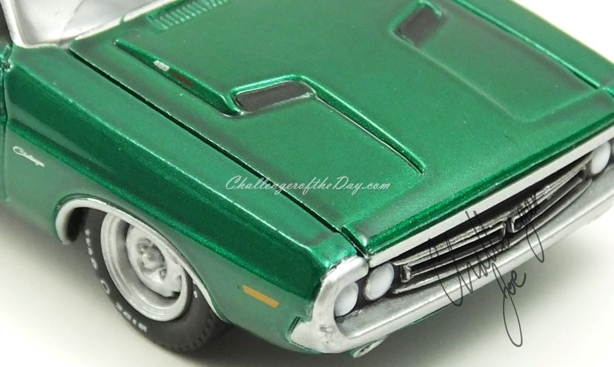 1971 RT 426 Hemi GreenLight Hot Putsuit Series Green Machine (6).JPG