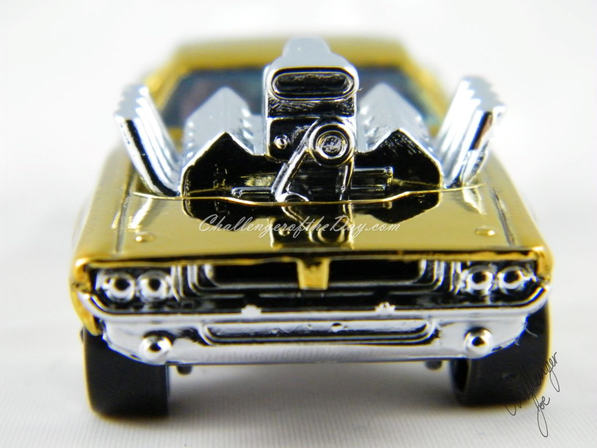 Rodger Dodger Gold Chrome Challenger (3).JPG