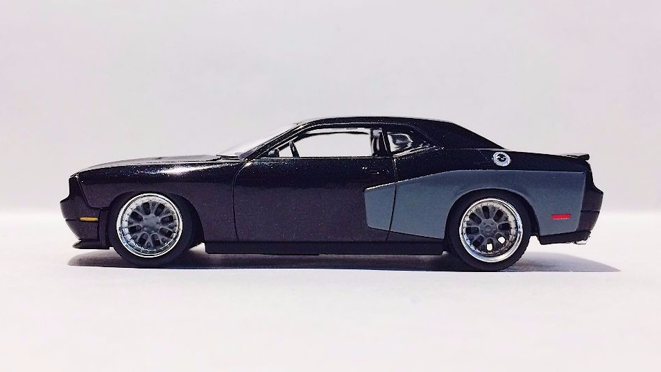 2010 Dodge Challenger Wide Body