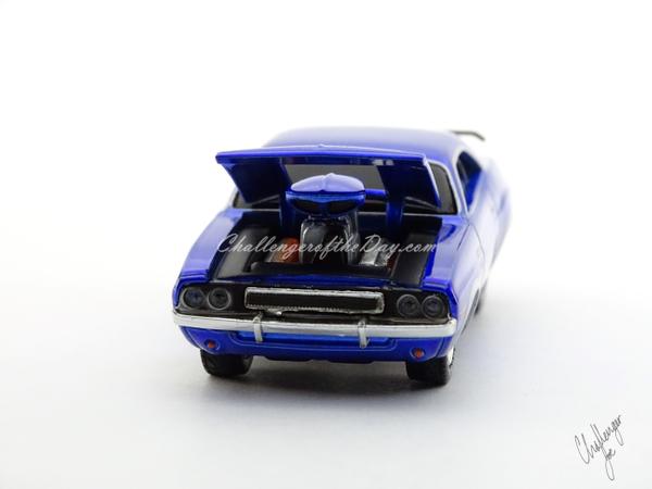 M2 by Castline Ground Pounders 1970 Dodge Challenger Blue (7).JPG