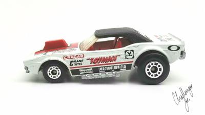 MB White Toyman DS