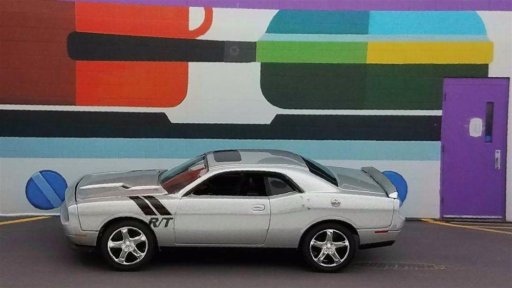 Little Challenger Joe Car
