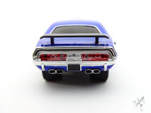 M2 by Castline Ground Pounders 1970 Dodge Challenger Blue (4).JPG