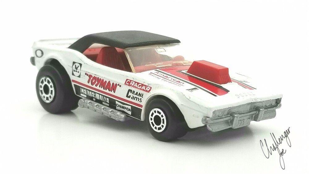 MB White Toyman PSA